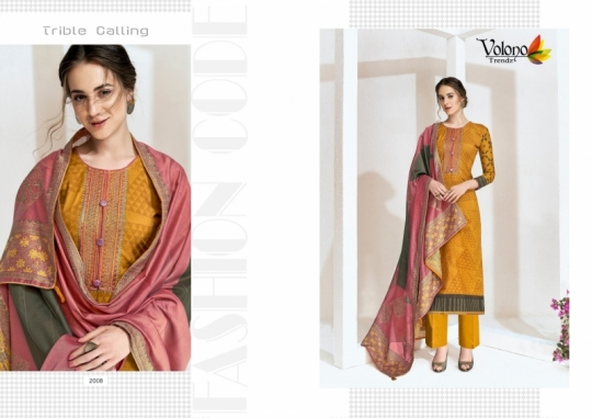 VOLONO ELAN VOL 1 CAMBRIC COTTON CASUAL SUITS SUMMER COLLECTION WHOLESALE DEALER BEST RATE BY GOSIYA EXPROTS SURAT (6)