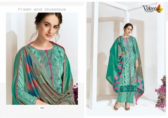 VOLONO ELAN VOL 1 CAMBRIC COTTON CASUAL SUITS SUMMER COLLECTION WHOLESALE DEALER BEST RATE BY GOSIYA EXPROTS SURAT (7)