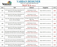VRADNA DESIGNER NAVYA VOL 8 (11)